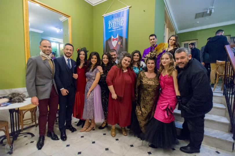 Πύργος: Όλα ήταν υπέροχα στην χθεσινή πρεμιέρα του «Ιδανικού Συζύγου» από την Ομάδα Θεάτρου «Προσκήνιο» στο Θέατρο Απόλλων- Η ομάδα γιόρτασε τα 20 χρόνια της (Photos)
